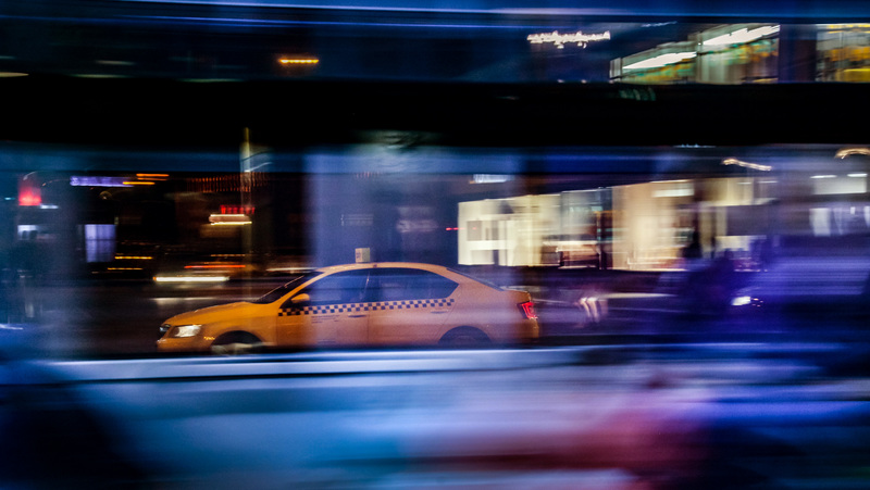 An Introduction to Photographing the City at Night