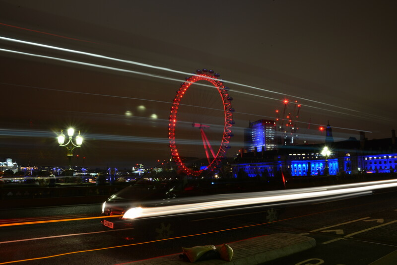 Long Exposure Photography and Light Trails Meetup