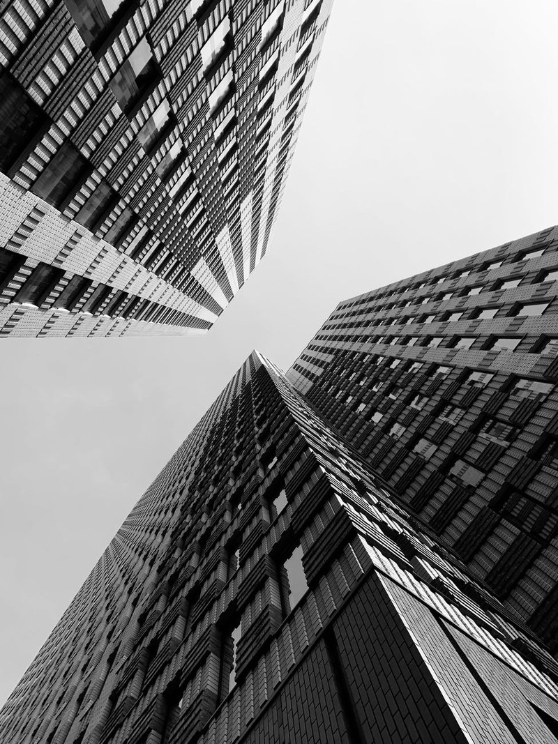 Architecture in Black and White Photography Meetup